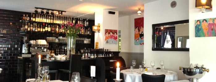 Eau de Vie is one of Amsterdam foodies.