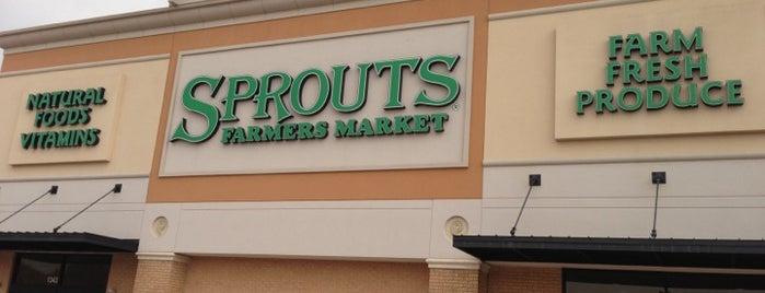 Sprouts Farmers Market is one of Orte, die Robbie gefallen.