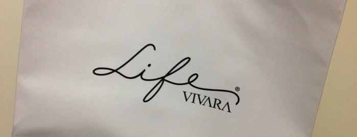 Vivara is one of Vanessa'nın Beğendiği Mekanlar.
