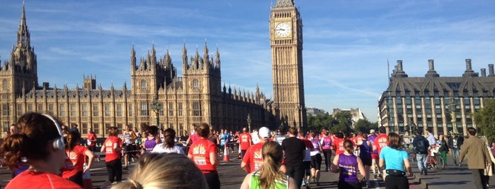 Royal Parks Foundation Half Marathon is one of Locais curtidos por Jon.