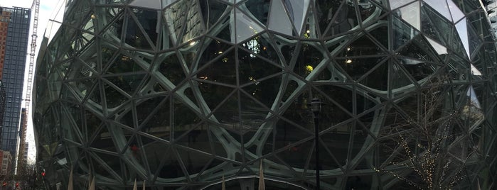 Amazon - The Spheres is one of Gone.