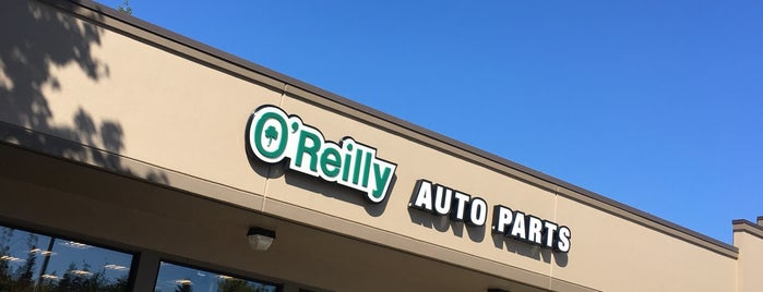 O'Reilly Auto Parts is one of Josh 님이 좋아한 장소.