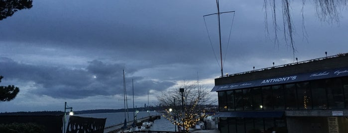 Kirkland Homeport Marina is one of สถานที่ที่ Josh ถูกใจ.