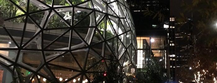 Amazon - The Spheres is one of Josh : понравившиеся места.