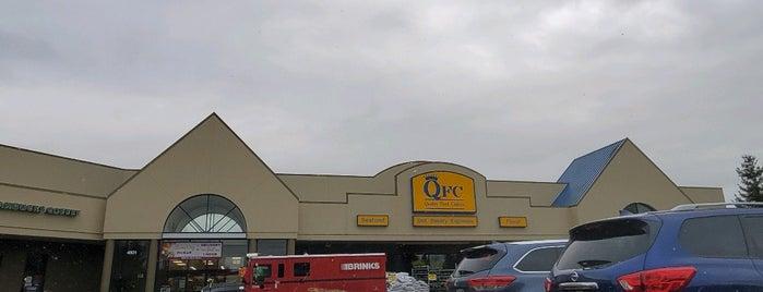 QFC is one of สถานที่ที่ Josh ถูกใจ.
