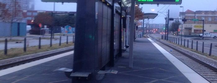 Deep Ellum Station (DART Rail) is one of Increase your Dallas City iQ.