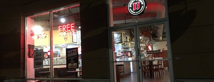 Jimmy John's is one of Locais curtidos por Josh.
