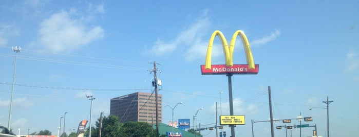 McDonald's is one of Sathish's Liked Places.