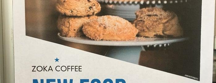 Zoka Coffee is one of Lugares favoritos de Josh.