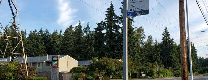 King County Metro Bus Stop #81420 is one of สถานที่ที่ Josh ถูกใจ.