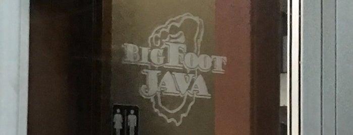 BigFoot Java is one of สถานที่ที่ Josh ถูกใจ.