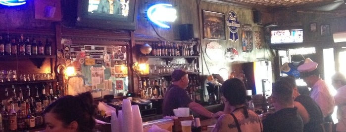 Kajun's Pub is one of New Orleans Recommended.