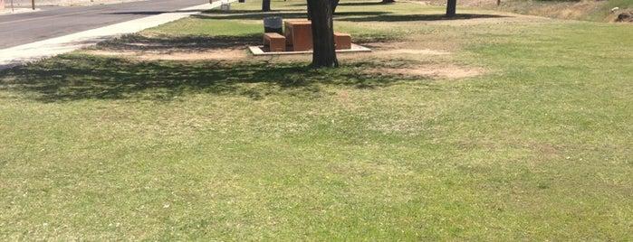 Vista Del Pueblo Park is one of City of Tucson Parks.