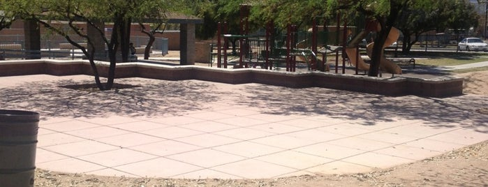Balboa Heights Park And Marty Birdman Center is one of City of Tucson Parks.