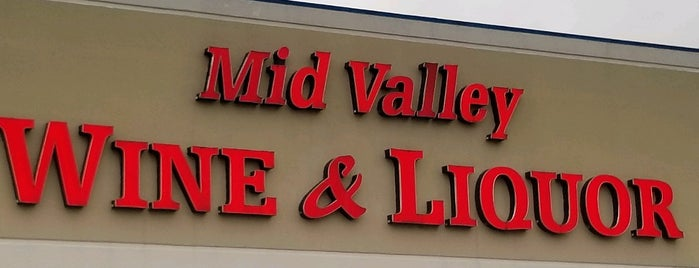 Mid Valley Wine & Liquor is one of Upstate.