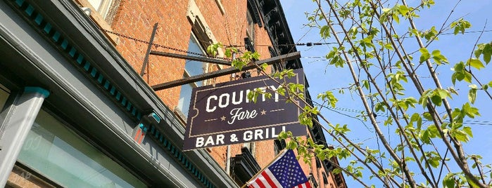 County Fare is one of Keith's Saved Places.