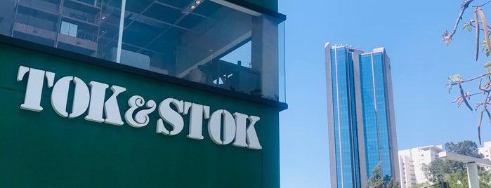 Tok&Stok is one of Móveis e coisas descoladas para o lar.