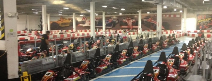 K1 Speed is one of Lieux sauvegardés par Pato.