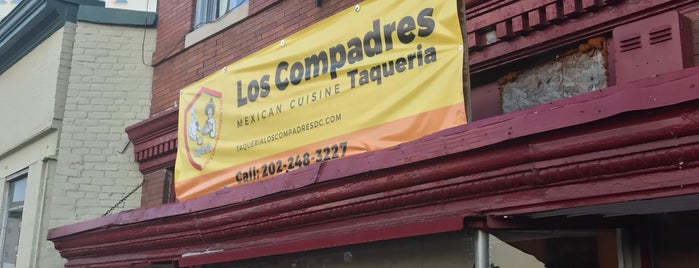 Taqueria Los Compadres is one of Washington D.C..