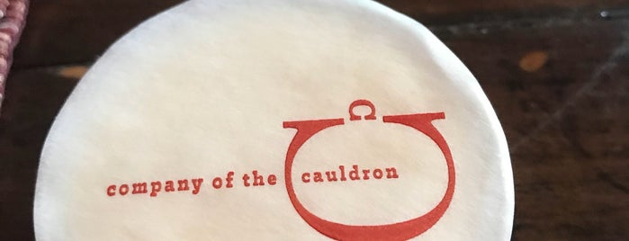 Company Of The Cauldron is one of Nantucket.