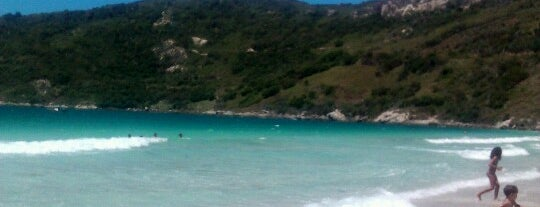Prainha is one of Viagens ::Arraial do Cabo.