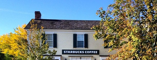 Starbucks is one of Bart's Liked Places.