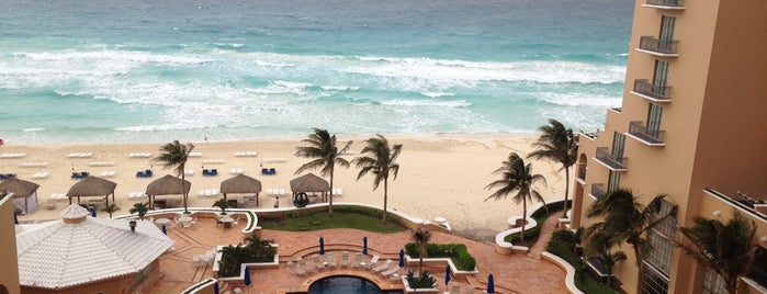 The Ritz-Carlton, Cancun is one of Fave Hotels & Resorts.