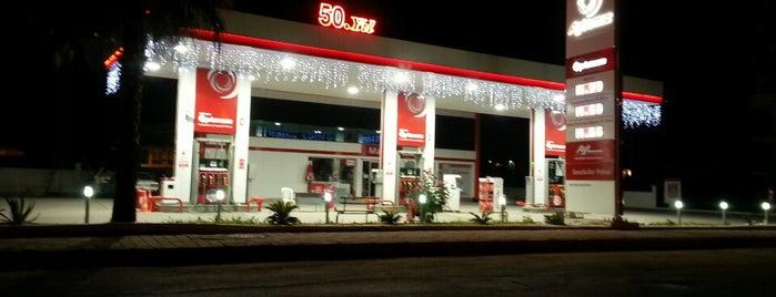 Senekciler Petrol ( Aytemiz ) is one of Levent 님이 좋아한 장소.