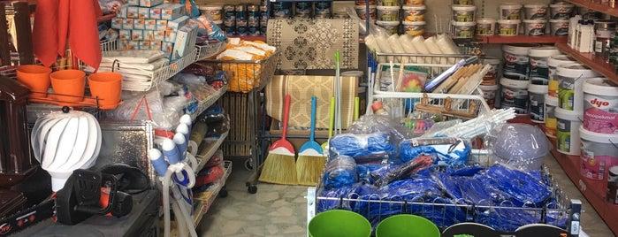 Er- As Yapı Market is one of Mujdat'ın Beğendiği Mekanlar.