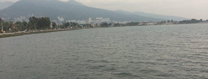 Sahilevleri Sahili is one of Gittiğim Yerler2.
