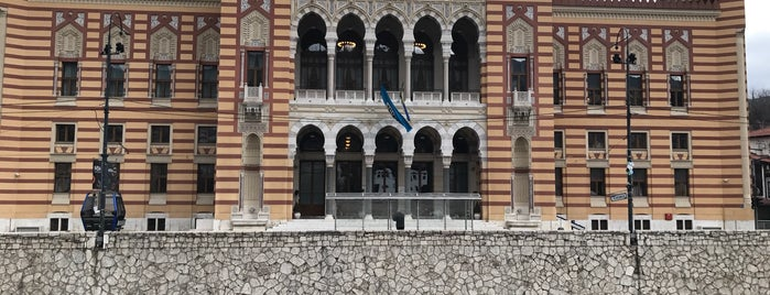 EFSA Library is one of Locais curtidos por Celal.