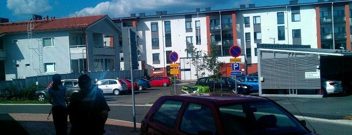 Mannila is one of Jyväskylän kaupunginosat.