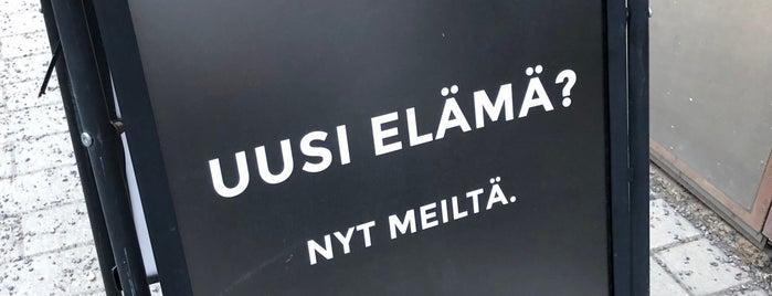 Tanssikoulu Vamos is one of Oulu.