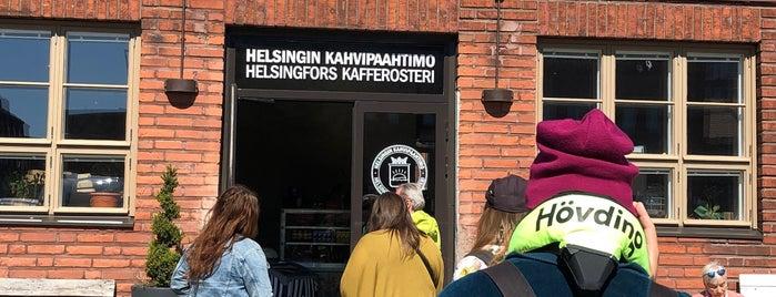 Päiväkahvibaari 2 is one of Elena 님이 좋아한 장소.