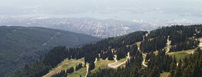 Grouse Mountain is one of Vancouver 2015.