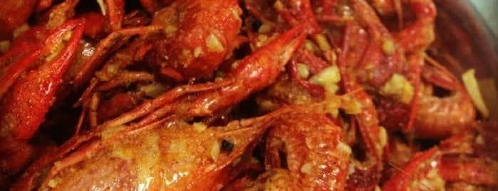 Crawfish Cafe is one of Restaurants to try.