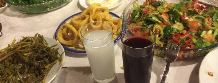Çınaraltı Restaurant is one of Orte, die Buğra gefallen.