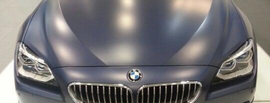 BMW АВТОDOM is one of Posti che sono piaciuti a Ягужинская.