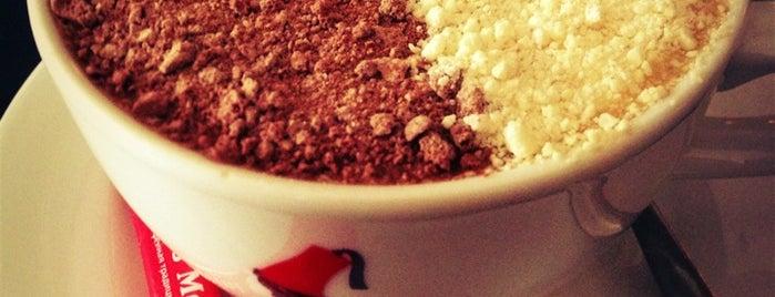Bon Cafe is one of Lieux sauvegardés par Дарья.