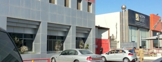 Aramex is one of Adam's Liked Places.