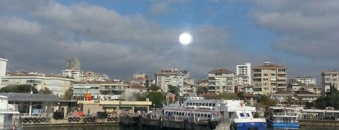Bostancı - Kabataş Deniz Otobüsü is one of Feridさんの保存済みスポット.