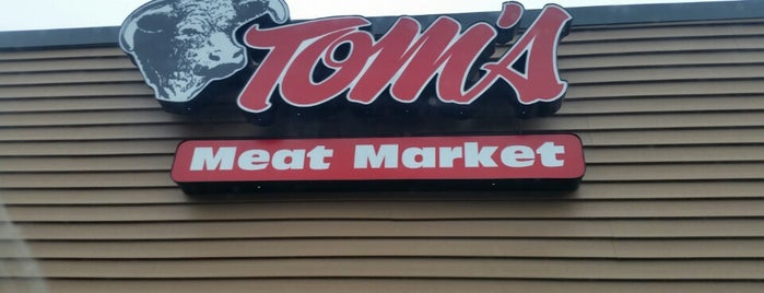 Tom's Meat Market is one of Lieux qui ont plu à Pocahontas.