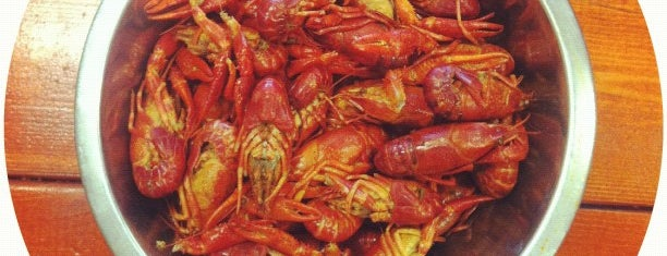 Crawfish Shack Seafood is one of ATL.