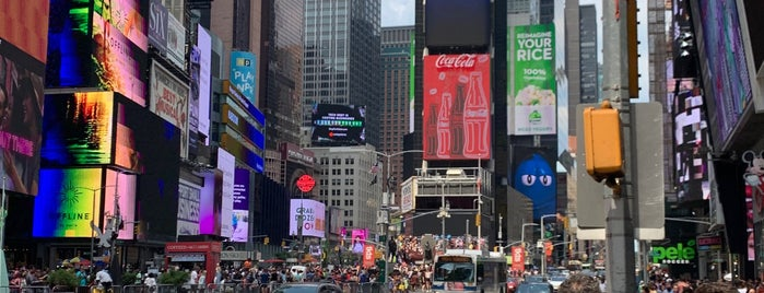 The Times Square EDITION is one of Drinks.
