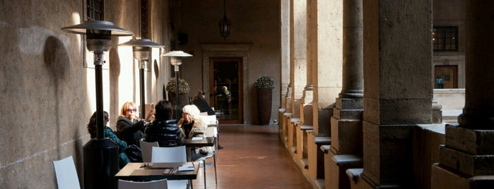 Chiostro del Bramante is one of Italie — Restos 2.