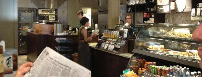 Starbucks is one of Guide to Charleston's best spots.
