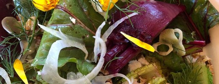 La Cocina Que Canta is one of Locais curtidos por Le.
