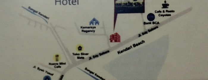 Same Hotel Kendari is one of Locais curtidos por Fεmmy ℳαηggo🎀.