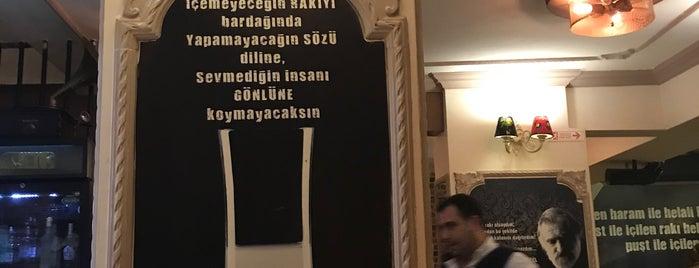 Baba Meyhane is one of Locais salvos de Osman Nuri.