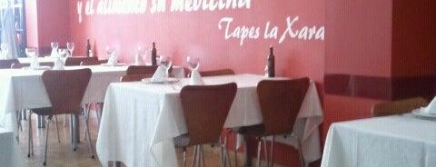 Tapes i Vins is one of Menjar a la Marina Alta.